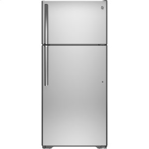 GE®ENERGY STAR® 15.5 Cu. Ft. Top-Freezer Refrigerator