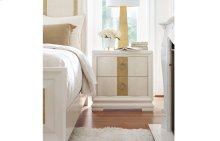 Tower Suite - Pearl Finish Night Stand
