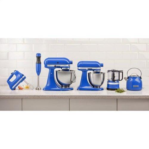 KitchenAid® 3.5 Cup Food Chopper - Twilight Blue