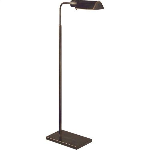 Visual Comfort 91025BZ Studio Classic 34 inch 60 watt Bronze Task Floor Lamp Portable Light