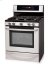 Additional Freestanding Gas Range (Stainless Steel)