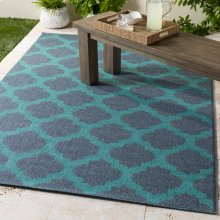 "Alfresco ALF-9663 2'3"" x 4'6"""