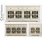 Craftsman Accent Chest - Antique Cream Product Image