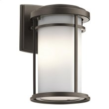 Toman Collection Toman 1 Light Outdoor Wall Light OZ