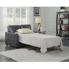 Emerald Home Slumber Twin Sleeper W/gel Foam Mattress Charcoal U3215-33-13 Product Image