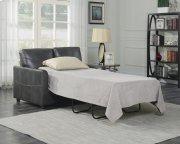 Emerald Home Slumber Twin Sleeper W/gel Foam Mattress Charcoal U3215-33-13 Product Image