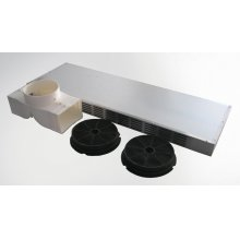 Recirculation Kit for ductless operation