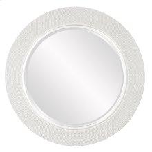 Yukon Mirror - Glossy White