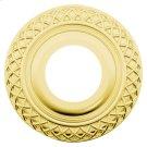 Lifetime Polished Brass R003 Estate Rose Product Image