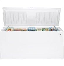 GE® 24.6 Cu. Ft. Manual Defrost Chest Freezer