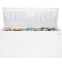 GE® 24.9 Cu. Ft. Manual Defrost Chest Freezer
