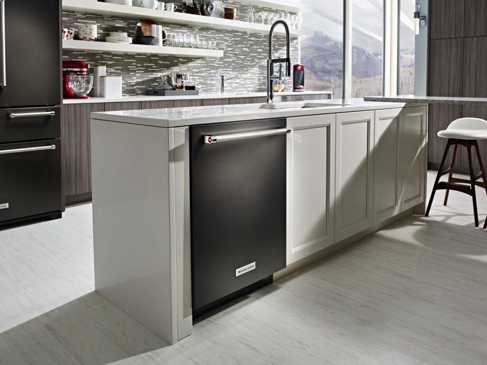 Kdtm704ess Kitchenaid 44 Dba Dishwasher With Dynamic Wash