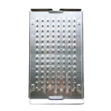 Stainless Steel Grease Tray (2 Piece) - JB