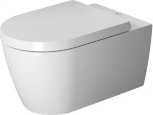 White Me By Starck Toilet Wall-mounted Duravit Rimless®