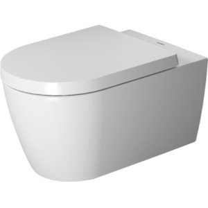 White Me By Starck Toilet Wall-mounted Duravit Rimless®