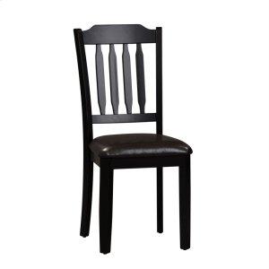 Liberty Furniture Industries Slat Back Side Chair
