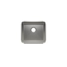 "Classic 003205 - undermount stainless steel Kitchen sink , 18"" × 16"" × 8"" Product Image"