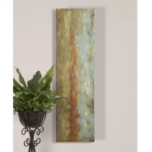 Red Clay Hand Painted Canvas