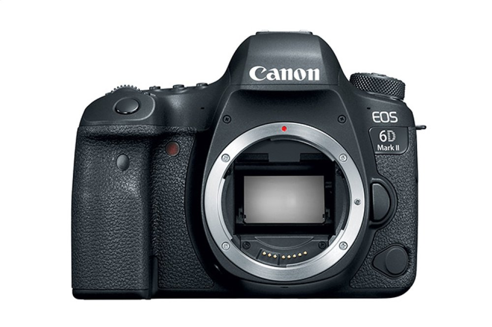 Canon EOS 6D Mark II Body Digital SLR Camera