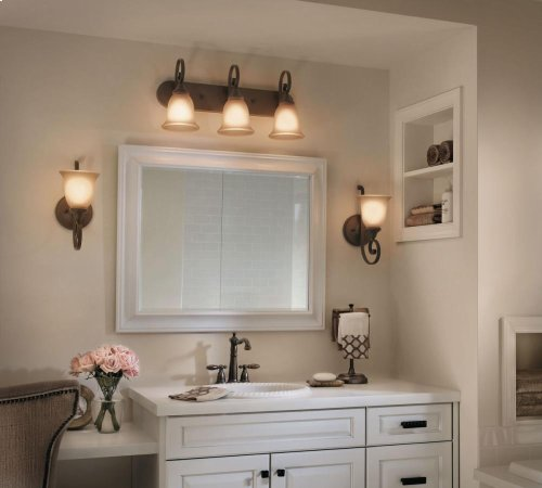Monroe Collection Monroe 1 light Wall Sconce OZ