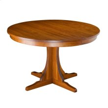 """Mission 42"""" Round Extension Table"""