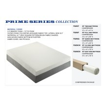 "F8250F / Cat.19.p137- FULL FOAM MATTRESS 10""H"