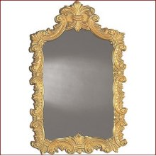 Mirror W1201 Powdered Gold