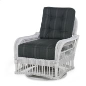 Mainland Wicker Swivel Lounge Chair