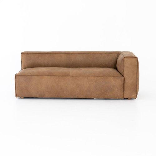 "Nolita Raf Sofa-80""-natural Washed Sand"