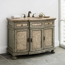 Andalusian Large Sink Chest