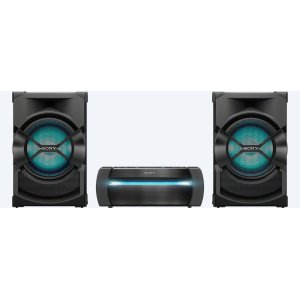 SonyHigh-Power Home Audio System with Bluetooth® Technology