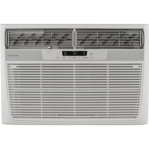 Frigidaire Ac 25,000 BTU Window-Mounted Room Air Conditioner with Supplemental Heat