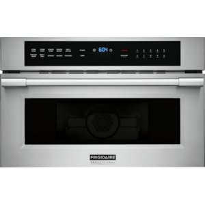 Frigidaire ProPROFESSIONAL Professional 30'' Built-In Convection Microwave Oven with Drop-Down Door