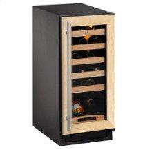 "Overlay frame Field reversible 2000 Series / 15"" Wine Captain® / Signature Triple Temperature Zone Design"