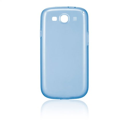 Samsung Galaxy S® III Protective Gel Cover - Translucent Blue