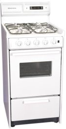 "20 "" Free Standing Gas Range Product Image"