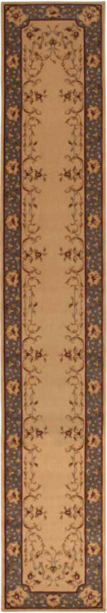 Hard To Find Sizes Ashton House As30 Bge Rectangle Rug 2'7'' X 15'9''