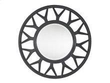 Esprit Round Mirror