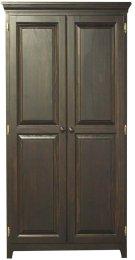 Pine 2 Door Pantry Product Image