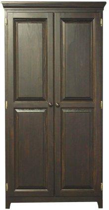 Pine 2 Door Pantry