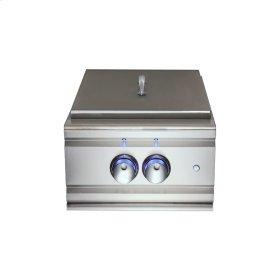Cutlass Pro Burner Side Burner - RSB3 - Propane Gas