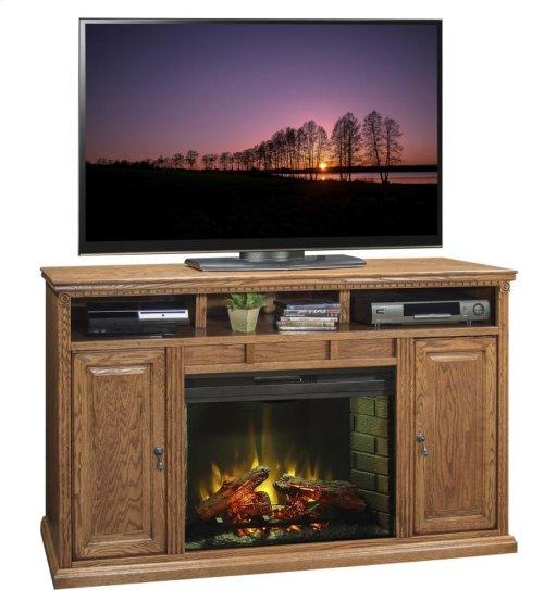 "Scottsdale 62"" Fireplace Console"
