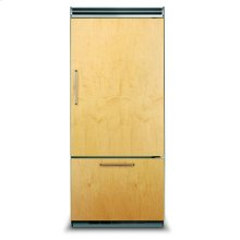 "36"" Custom Panel Bottom-Freezer Refrigerator, Right Hinge/Left Handle"