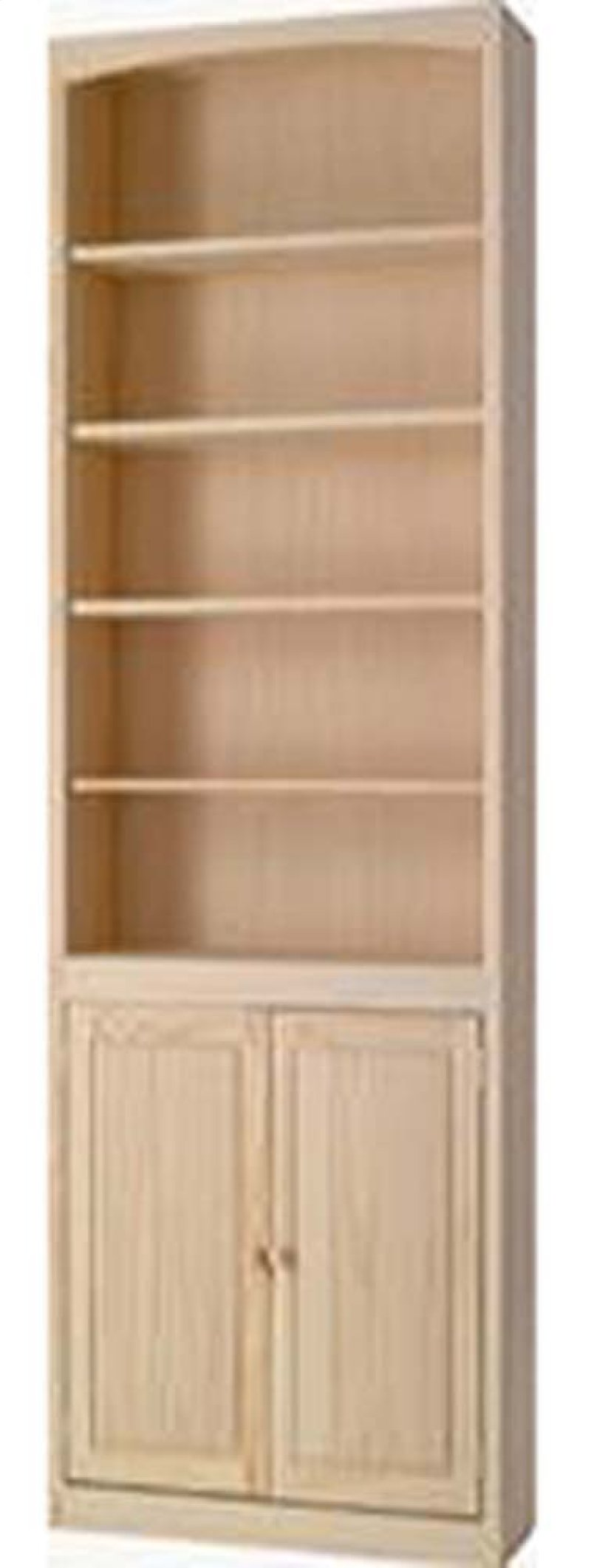 with bookshelves arhaus full decorating free glass bookshelf in living spencer standing shelves potterybarn design home unit inch diy ideas cabinet room built bookcase shelving lowes units of bookcases size wide doors below