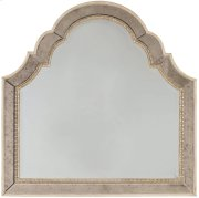 Sanctuary Shaped Landscape Mirror-Pearl Essence Product Image
