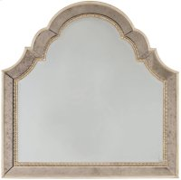 Sanctuary Shaped Landscape Mirror-Pearl Essence Product Image