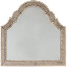 Sanctuary Shaped Landscape Mirror-Pearl Essence