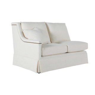Layla One Arm Loveseat