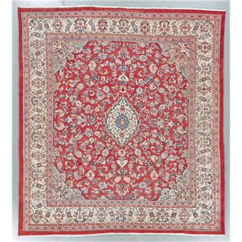 "MAHAL 000043722 IN RED IVORY 10'-7"" x 11'-8"""