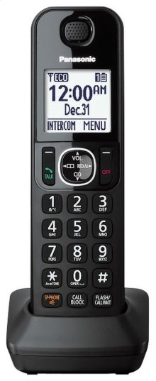 DECT 6.0 Additional Digital Cordless Handset for KX-TGF34 Series